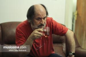 ضبط دکلمه امین تارخ برای آلبوم علی پژوهشگر و سالار عقیلی - 26 اردیبهشت 1396