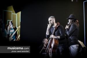 کنسرت امیرعباس گلاب - 10 شهریور 1396