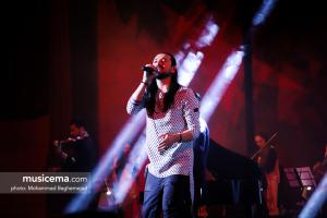کنسرت امیرعباس گلاب در تهران - 6 و 7 شهریور 1398