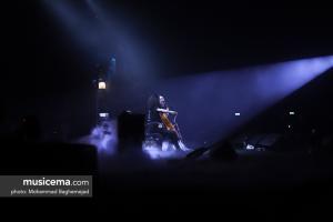 کنسرت اشوان در تهران - 8 مرداد 1398