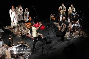 کنسرت گروه آوای موج - 12 شهریور 1396