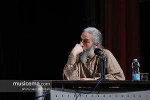 نشست نقد و بررسی آلبوم «از جان و از دل» در فرهنگسرای ارسباران - 28 مهر 1395