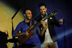 کنسرت رشت امید حاجیلی - 27 دی 1396