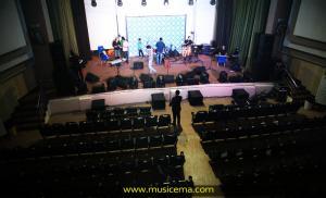 کنسرت بابک جهانبخش در اهواز (9 مهر 1392)