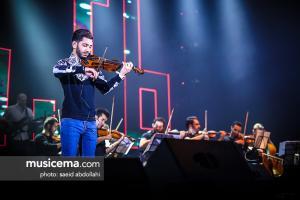 کنسرت بابک جهانبخش - 9 شهریور 1396