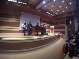 دیدار «بهنام صفوی» با اعضای کانون هوادارانش - اردیبهشت 1394