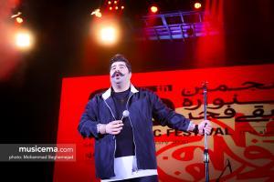 کنسرت بهنام بانی در سی و پنجمین جشنواره موسیقی فجر - 1 اسفند 1398