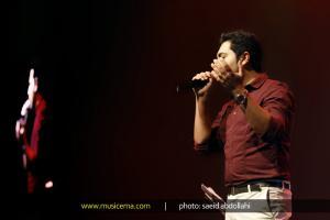 کنسرت بهنام صفوی در تهران - 7 شهریور 1393