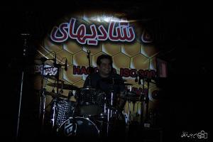 کنسرت بهنام صفوی در کرمان - مرداد 1393