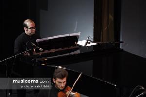 کنسرت ارکستر و کر بل کانتو به رهبری «نیما پناهی ها» - 14 شهریور 1396