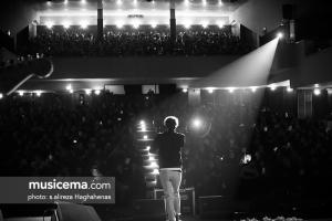 کنسرت بنیامین در تبریز - 16 و 17 دی 1395