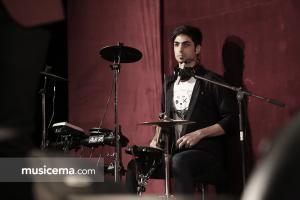 کنسرت باب اسفنجی و دوستان در شاندیز - 5 شهریور 1395