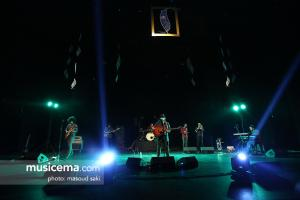 کنسرت گروه بمرانی در جشنواره موسیقی فجر - 26 دی 1395