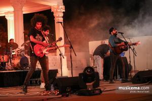 کنسرت گروه بمرانی در تهران - 7 شهریور 1398