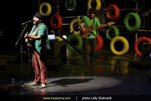 کنسرت گروه بمرانی - شهریور 1394