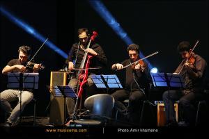 کنسرت گروه چارتار در برج میلاد - اردیبهشت 1395