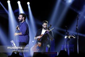 کنسرت گروه چارتار - 7 اردیبهشت 1396
