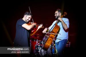کنسرت گروه چارتار - 2 و 3 شهریور 1396