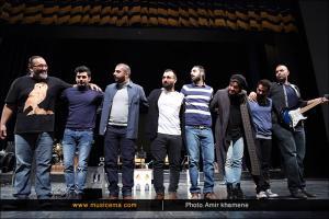 کنسرت گروه چارتار - تالار وحدت (آذر 1394)