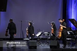 کنسرت تصوری فراتر از تصویر (اجرای موسیقی فیلمهای کریستف رضاعی) - 16 اردیبهشت 1396