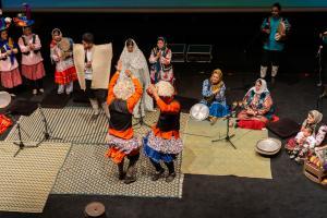 فستیوال موسیقی آینه دار - آذر 1397 (شب سوم)