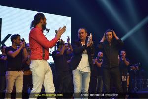 کنسرت کامران رسولزاده و مرات کیکلی - استانبول (مرداد 94)
