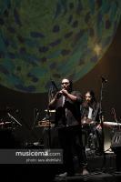 کنسرت گروه دال در تالار وحدت - 27 شهریور 1395