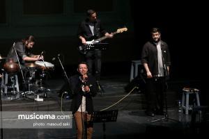 کنسرت گروه دال در تالار وحدت - 12 دی 1395