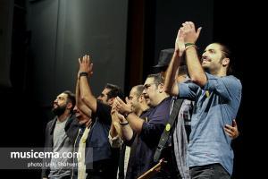 کنسرت گروه دال - 13 اردیبهشت 1396