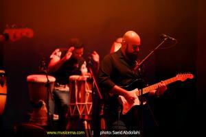کنسرت گروه دارکوب در برج میلاد - 1 مهر 1394