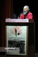 مراسم رونمایی از آلبوم «ده تصنیف» در فرهنگسرای ارسباران - 25 تیر 1395