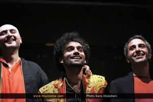 اجرای گروه داماهی در سومین هفته موسیقی تلفیقی تهران - 28 اردیبهشت 1395