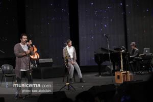 کنسرت گروه دنگ شو در برج میلاد - 29 شهریور 1395
