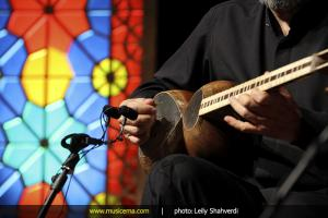 اجرای بداهه نوازی داریوش طلایی - اردیبهشت 1394