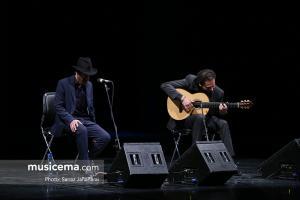 کنسرت دکوئنده دل مورائو در جشنواره موسیقی فجر - 28 دی 1395