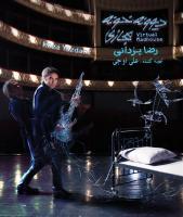 کاورهای آلبوم «دیوونه خونه مجازی» با صدای «رضا یزدانی»