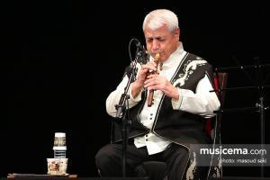 کنسرت جیوان گاسپاریان در جشنواره موسیقی فجر - 24 دی 1395