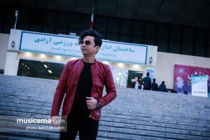 اجرای محسن ابراهیم زاده در فینال لیگ قهرمانان آسیا - آبان 1397