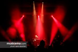 کنسرت گروه شیلر - آذر 1396