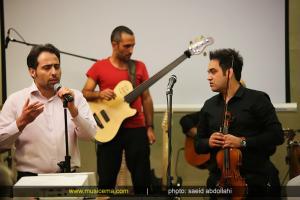 جشن انتشار آلبوم «نوکوبِ» دارکوب - شهریور 1394