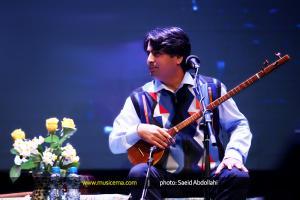 کنسرت گروه مستان و پرواز همای  - بهمن 1394 (جشنواره موسیقی فجر)