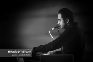 کنسرت بابک جهانبخش - 25 شهریور 1395
