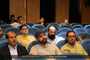 اولین نشست مجمع صنفی تولیدکنندگان آثار شنیداری