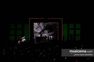 کنسرت بابک جهانبخش - 2 دی 1395