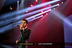 کنسرت محسن یگانه - بهمن 1394 (جشنواره موسیقی فجر)