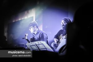 کنسرت احسان خواجه امیری - بهمن 1396