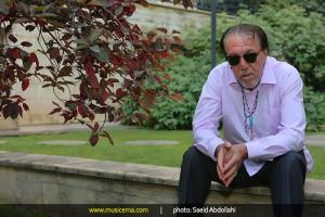 عکسهایی از زندهیاد «ناصر چشمآذر»