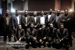 کنسرت احسان خواجهامیری در اصفهان - آذر 1396
