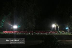 مراسم رونمایی و جشن امضای آلبوم «سی سالگی» اثر «احسان خواجهامیری» - 9 شهریور 1395