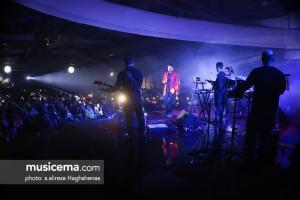 کنسرت احسان خواجه امیری در قشم - 5 فروردین 1396